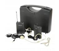 UP2 belaidė UHF mikrofono sistema