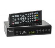 URZ0336A imtuvas DVB-T2 H.265 HEVC LAN