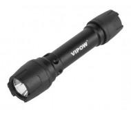 URZ0903 žibintuvėlis aliumininis 3W LED, atsparus drėgmei ir smūgiams