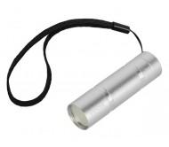 URZ0904 žibintuvėlis aliuminis 1W COB LED