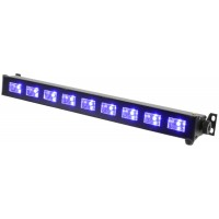 UVB-9 ultravioletinis šviestuvas 9x 3W UV LED