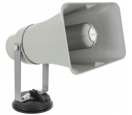 VM25BT automobilinis megafonas su USB/SD grotuvu ir Bluetooth, 25Wmax