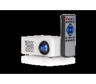 VP30-BAT mini LED vaizdo projektorius su akumuliatoriumi
