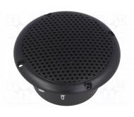 VS-FR8WP-8B lubinė garso kolonėlė, atspari vandeniui IP65, 15Wrms 8omų D:90mm x 49mm