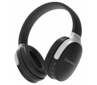 WBH-40BLK belaidės Bluetooth ausinės su SD/FM grotuvu ir laisvų rankų sistema