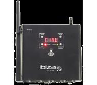 WD300DMX belaidis DMX signalo siųstuvas-imtuvas 2.4GHz