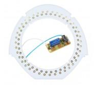 ZAR0237 padidinamo stiklo lempa 80 LED