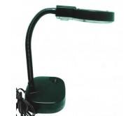ZD123L stalinis didinimo stiklas - šviestuvas, 32x LED, 3W, diop.: 8/3