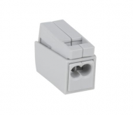 ZLA0950 jungtis laidų sujungimui 2x(0.75-2.5mm) PCT28201