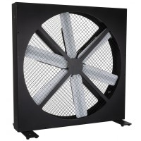 BT-LEDROTOR ventiliatorius - šviesos efektas 70x70cm, RGB LED