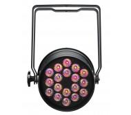 irLED64-18x10FIVEsb prožektorius PAR 18x10W RGBWA LED