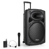 "PORT12UHF-BT portable sound system 350Wrms 12"""